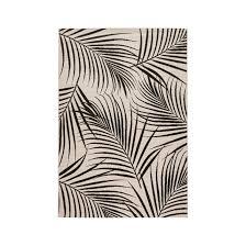 """<b>Ковер</b> palmir с рисунком """"листья пальмы"""" экрю/черный <b>La</b> ..."""