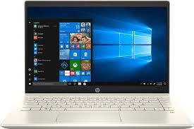 <b>Ноутбук HP</b> Pavilion <b>14</b>-<b>ce2009ur</b> (6PR64EA) купить недорого в ...