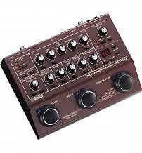 BOSS AD-10 -- <b>процессор эффектов</b> для акустической гитары ...