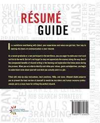 amazon com resume guide how to look good on paper resume amazon com resume guide how to look good on paper resume writing guide for diverse college students and new alumni 1 9780997131604 marcia f robinson