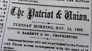 essay on the gettysburg address   bid writing services  essays  the gettysburg address seems to be a presentation that was given by the former united