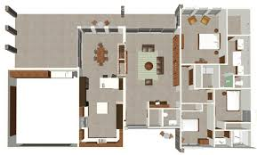FREE Contemporary House Plan  FREE Modern House Plan   The House    glasshouse house plan overview