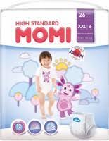 <b>Momi High Standard</b> Pants XXL / 26 pcs – купить <b>подгузники</b> ...