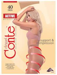 <b>Колготки</b> Conte Elegant Active <b>40 den</b> — купить по выгодной цене ...