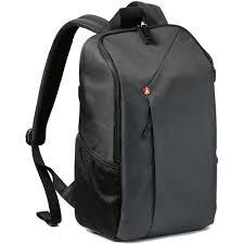 <b>Manfrotto</b> NX CSC Camera/Drone Backpack (Gray) <b>MB NX</b>-<b>BP</b>-<b>GY</b> ...