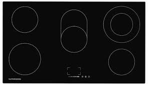 Электрическая <b>варочная панель Kuppersberg EMS</b> 901 — купить ...