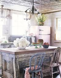 Shabby Chic Colors For Kitchen : Shabby chic kitchen ideas decor and furniture for
