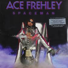 Ace Frehley - Spaceman (lp+cd) | minecubes.ru