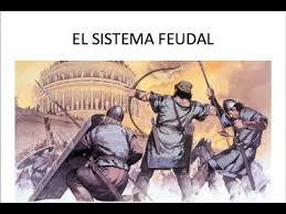 Resultat d'imatges de sistema feudal