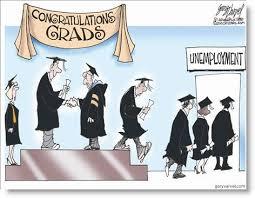Sinh viên sau khi ra trường nghĩ gì về tình trạng thất nghiệp?