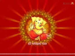 lord ganesha cute wallpaper