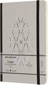 <b>Moleskine Limited</b> Collection <b>Time Notebook</b>, Hard Cover, Large (5 ...