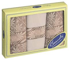 Купить <b>Комплект кухонных полотенец Cleanelly</b> Elleno по низкой ...