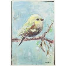 <b>Картина Bird</b>, коллекция Птица, ручная работа - <b>KARE</b> center
