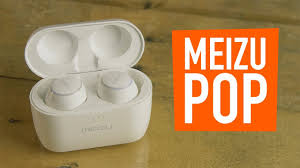 Обзор <b>Meizu Pop</b>. Как AirPods, но для Android? - YouTube