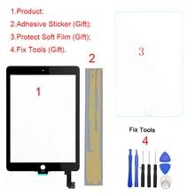 Buy for ipad air 2 <b>glass touch screen</b> and get free shipping on ...