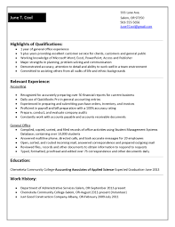 sample resume for college student little experience sample resume for college student work experience