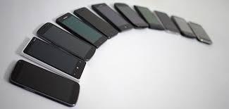 Dimensioni display smartphone, tabella modelli   Alessandro Nicotra
