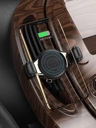 <b>Держатель</b> в автомобиль с беспроводной зарядкой <b>S1 In-Car</b> ...