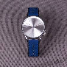 <b>Часы Komono Winston Brogue</b> Tonal Blues