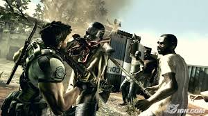 Image result for resident evil 5 pc game