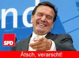 Bildergebnis für Gerhard Schröder tagesschau