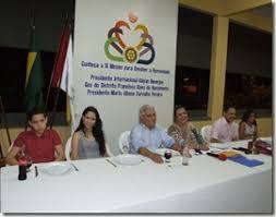 Resultado de imagem para Rotary Club de Sobral