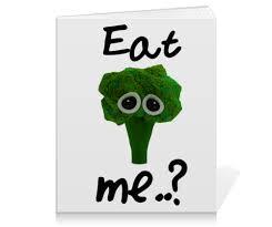 Тетрадь на клею Eat me..? #2514312 от FireFoxa - <b>Printio</b>