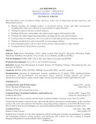 report writer resume  sample resume    technical writer       technical writer resume sample writers resume example