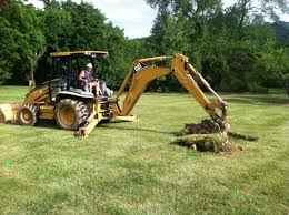 Image result for images of digging for foundation