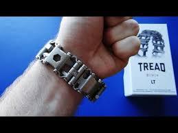 Обновленный <b>Браслет</b>- <b>мультитул Leatherman Tread</b> LT (узкий ...