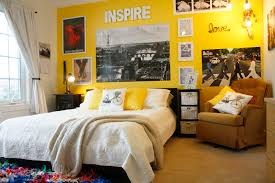 themed kids room designs cool yellow: