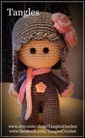 Heather <b>Rose Big Head</b> Baby Doll * Hecho a pedido | Crochet toys ...