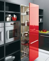 modern kitchen accessories decorations chic black and red kitchen design completed with contemporary cabinet and kitchen set design astounding modern astounding home interior modern kitchen