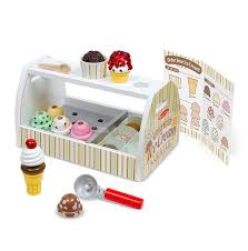 Игровой <b>набор для приготовления мороженого</b> MELISSA & DOUG
