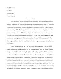 high school reflective essay dnndmyipme