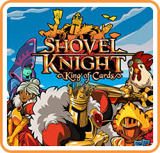 Shovel Knight: King of Cards for Nintendo Switch - Nintendo Game ...