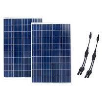 100 Watt 12 Volt Zonnepaneel 2 PCs <b>Pv Panel 24v 200w</b> Solar ...