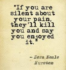 Zora on Pinterest | Zora Neale Hurston, Real Simple and Quote via Relatably.com