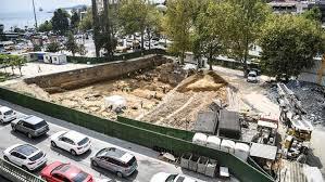 İstanbul'da 6 bin yıllık tarihi keşif