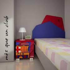 fc barcelona bedroom by muebles hermida barcelona bedroom