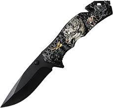 Jäger & <b>Outdoor Folding Knife</b> Pocket <b>Knife Multifunctional Knife</b> ...