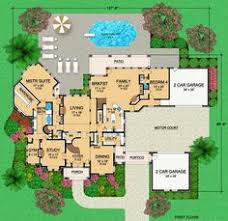 images about Dream House on Pinterest   House plans  Floor       images about Dream House on Pinterest   House plans  Floor plans and Monster house