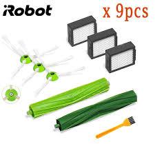 for iRobot Roomba i7 E5 E6 Series Robot Hepa <b>Filter Side Brush</b> ...