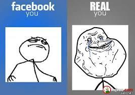 funny-meme-facebook-vs-real-life-pics – Bajiroo.com via Relatably.com