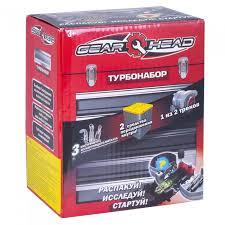 <b>Gear Head Игровой набор</b> c турбиной - Акушерство.Ru