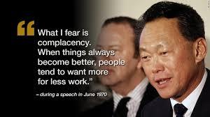 Lee Kuan Yew leadership lessons - Self Leadership International