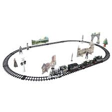 1 Set Rail <b>Train Simulation</b> Classic Remote Control Rail Train RC ...