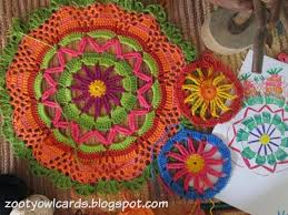 Image result for PICS OF CROCHET MANDALAS