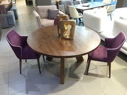 Table ''Round <b>Solid Natura</b>'' - ΛΑΒΔΑΣ ΕΠΙΠΛΟ